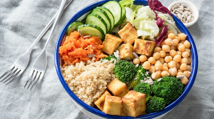 Top Sources of Protein for Vegetarian Diets