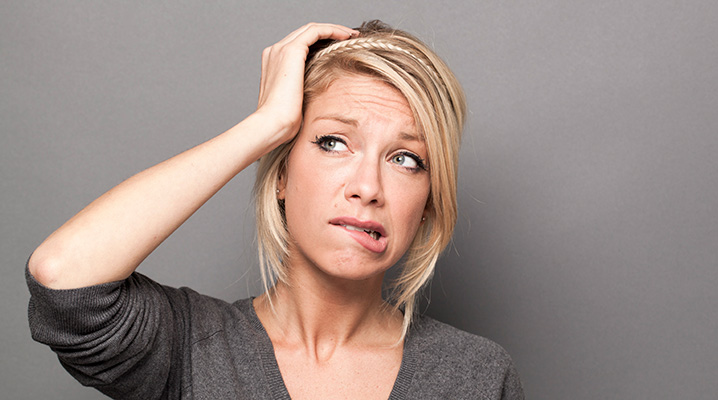 Stress-Related Hair Loss Conditions and Their Signs