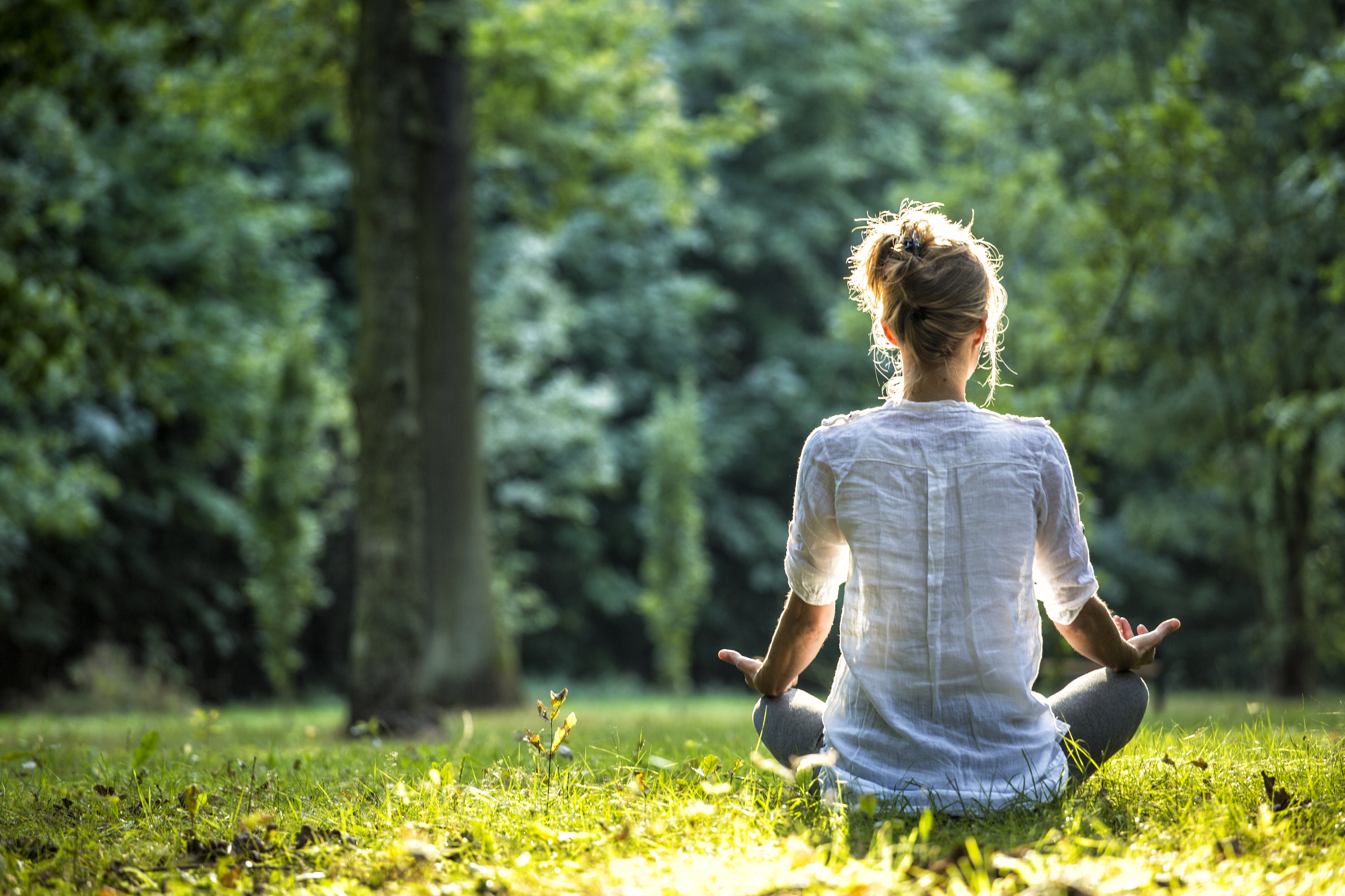 Relaxation and Meditation Could Help You Shed the Stress of Daily Life