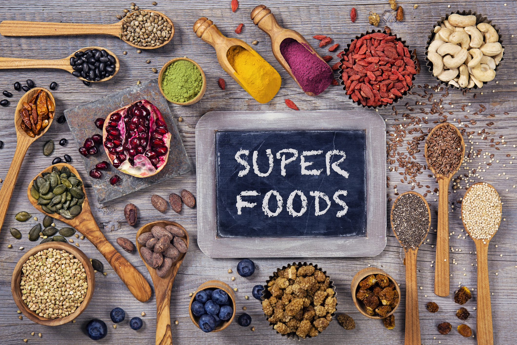 A Simple Guide to Superfoods